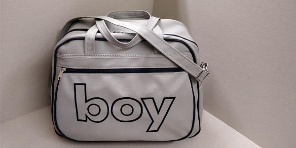 Βαπτιστική Τσάντα Boy - A2