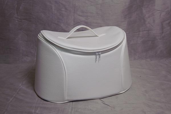 Βαπτιστική Τσάντα Νεσεσέρ - Λ0178 λευκό