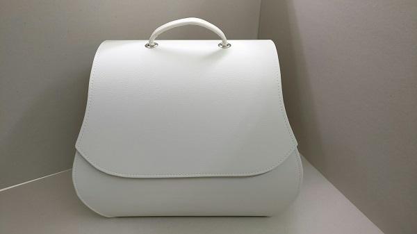 Βαπτιστική Τσάντα - Ω180208 εκρού λευκό