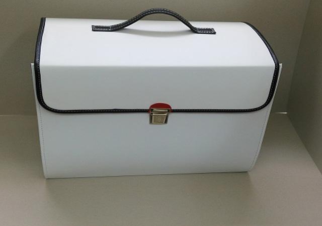 Ελληνική Βιοτεχνία STN - Βαπτιστική Τσάντα Κουτί Ε60185