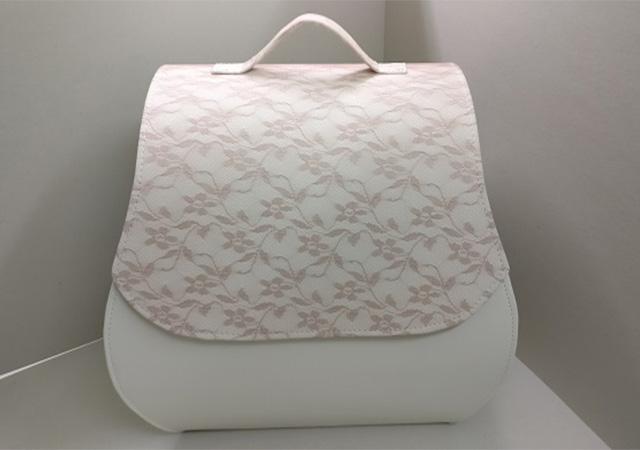 Ελληνική Βιοτεχνία STN - Βαπτιστική Τσάντα Ω220238